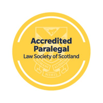 Accredited Paralegal logo