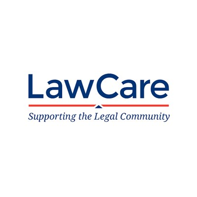 The LawCare logo
