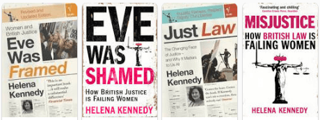 Helena Kennedy QC books